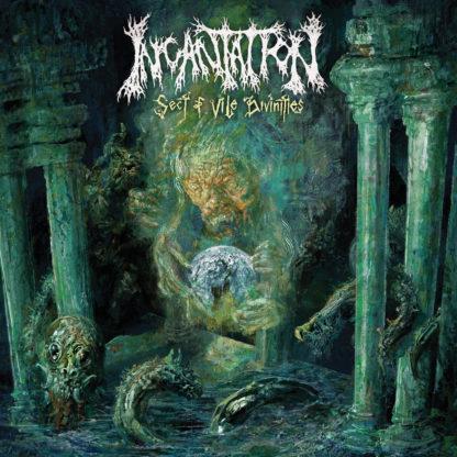 INCANTATION Sect of Vile Divinities - Vinyl LP (black)