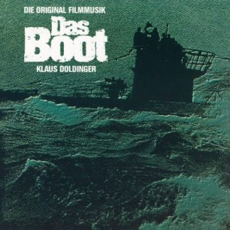 KLAUS DOLDINGER Das Boot ost - Vinyl LP (camouflage)