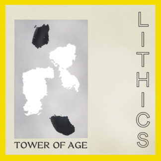 LITHICS Tower Of Age - Vinyl LP (black)