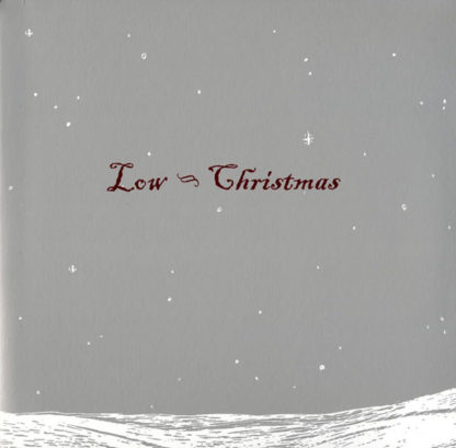 LOW Christmas - Vinyl LP (black)
