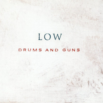 LOW Drums and Guns - Vinyl LP (black)