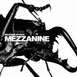 MASSIVE ATTACK Mezzanine - Vinyl 2xLP (black)
