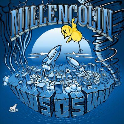 MILLENCOLIN Sos - Vinyl LP (black)