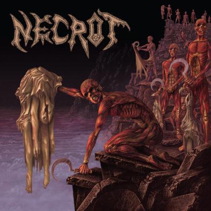 NECROT Mortal - Vinyl LP (gold)