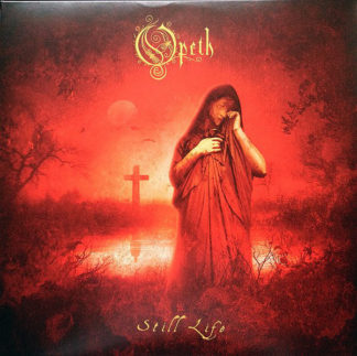 OPETH Still Life - Vinyl 2xLP (black)