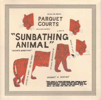 PARQUET COURTS Sunbathing Animal - Vinyl LP (black)