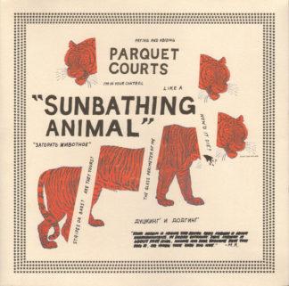 PARQUET COURTS Sunbathing Animal - Vinyl LP (black)