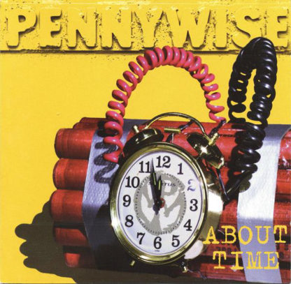 PENNYWISE About Time - Vinyl LP (black)