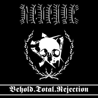 REVENGE Behold.Total.Rejection - Vinyl LP (red)