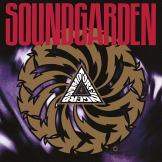 SOUNDGARDEN Badmotorfinger - Vinyl LP (black)