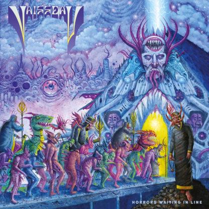 VAISSEAU Horrors Waiting In Line - Vinyl LP (black)