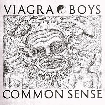 VIAGRA BOYS Common Sense - Vinyl LP (blue)