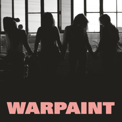 WARPAINT Heads Up - Vinyl 2xLP (black)