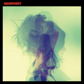 WARPAINT S/t - Vinyl 2xLP (red translucent)
