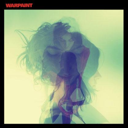 WARPAINT S/t - Vinyl 2xLP (red translucent)