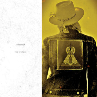 WOVENHAND Star Treatment - Vinyl 2xLP (black)