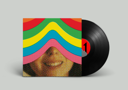 USA NAILS Character Stop - Vinyl LP (black)