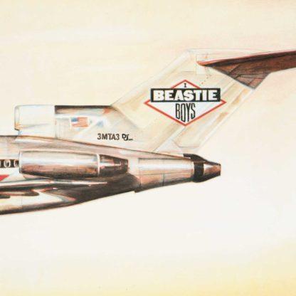 BEASTIE BOYS Licensed To Ill - Vinyl LP (black)