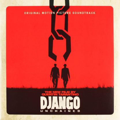 DJANGO UNCHAINED Ost - Vinyl 2xLP (black)