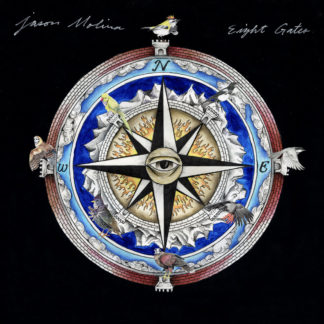 JASON MOLINA Eight Gates - Vinyl LP (black)