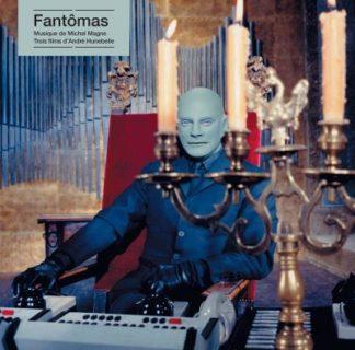 MICHEL MAGNE Fantômas Ost - Vinyl LP (black)