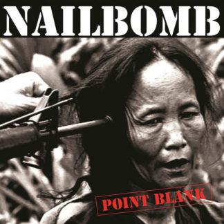 NAILBOMB Point Blank - Vinyl LP (black)