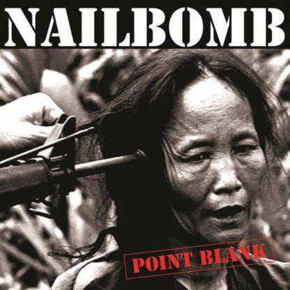 NAILBOMB Point Blank - Vinyl LP (black)