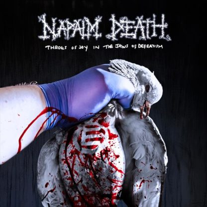 NAPALM DEATH Throes of Joy in the Jaws of Defeatism - Vinyl LP (black)