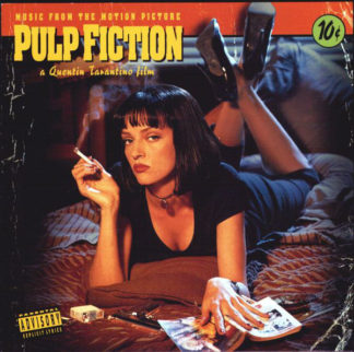 PULP FICTION Ost - Vinyl LP (black)