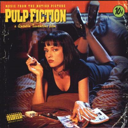 PULP FICTION Ost - Vinyl LP (black)