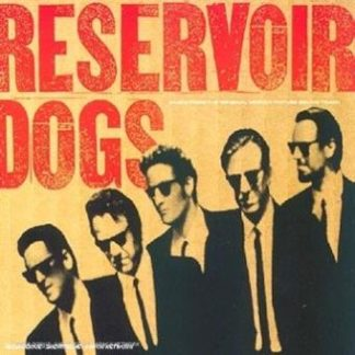 RESERVOIR DOGS Ost - Vinyl LP (black)