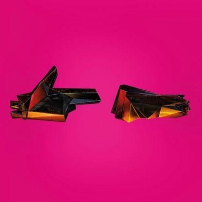 RUN THE JEWELS RTJ4 - Vinyl 2xLP (neon magenta)