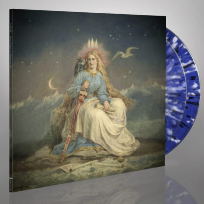 SOLSTAFIR Endless Twilight Of Codependent Love - Vinyl 2xLP (transparent blue with black and white splatter)