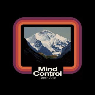 UNCLE ACID AND THE DEADBEATS Mind Control - Vinyl 2xLP (black)