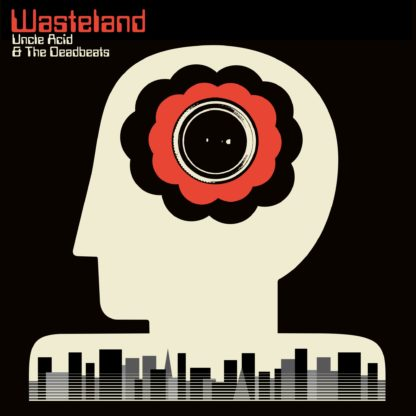UNCLE ACID AND THE DEADBEATS Wasteland - Vinyl 2xLP (black)