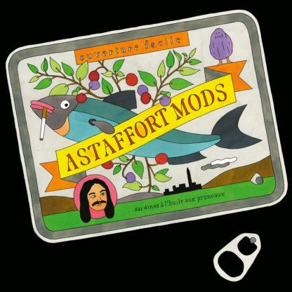 ASTAFFORT MODS Ouverture Facile - Vinyl LP (black)