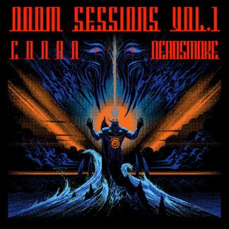 CONAN / DEADSMOKE Doom Sessions Vol.1 - Vinyl LP (black)