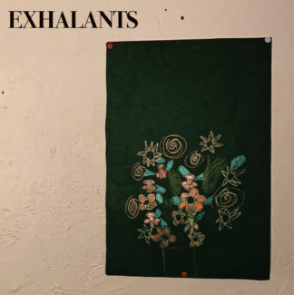 EXHALANTS Atonement - Vinyl LP (black)