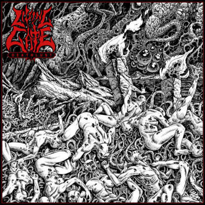 LIVING GATE Deathlust - Vinyl LP (black)