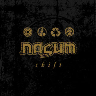 NASUM Shift - Vinyl LP (black)