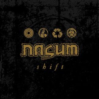 NASUM Shift - Vinyl LP (black)