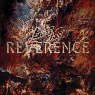 PARKWAY DRIVE Reverence - Vinyl LP (transparent blue with black splatter)