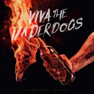 PARKWAY DRIVE Viva The Underdogs - Vinyl 2xLP (transparent red)
