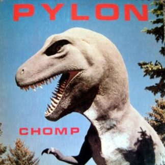 PYLON Chomp - Vinyl LP (red)