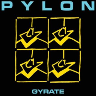 PYLON Gyrate - Vinyl LP (blue)