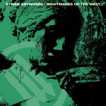 STRIKE ANYWHERE Nightmares Of The West - Vinyl LP (black in coke bottle clear)