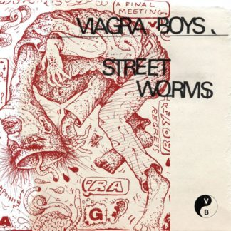 VIAGRA BOYS Street Worms - Vinyl LP (clear)