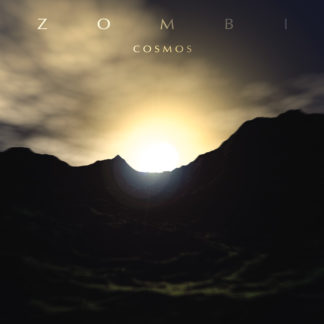 ZOMBI Cosmos - Vinyl 2xLP (swamp green)