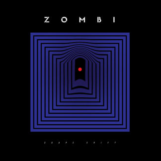 ZOMBI Shape Shift - Vinyl 2xLP (transparent red)