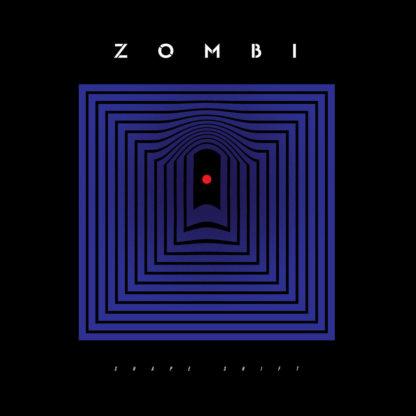 ZOMBI Shape Shift - Vinyl 2xLP (transparent red)